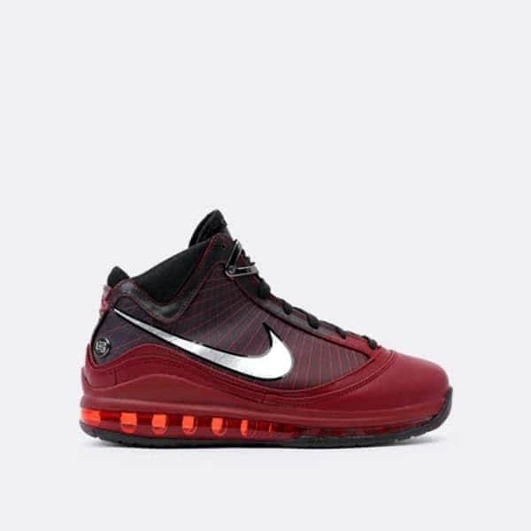 Кроссовки Nike Lebron VII QS (CU5133-600)