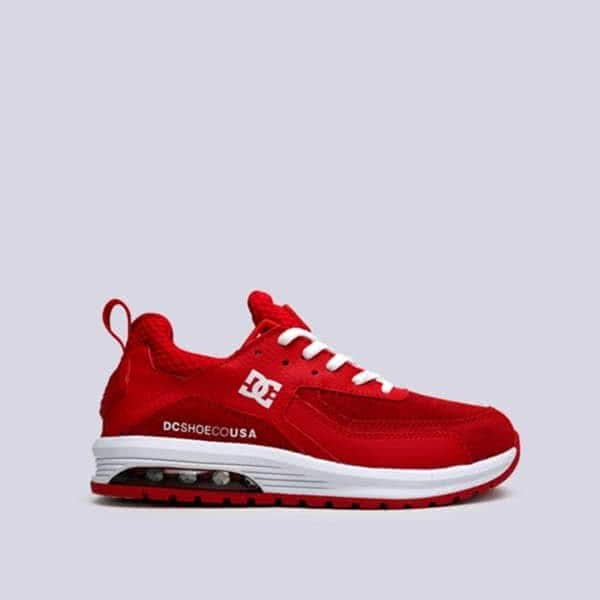 Кроссовки DC SHOES Vandium SE (ADJS200026-red/red)