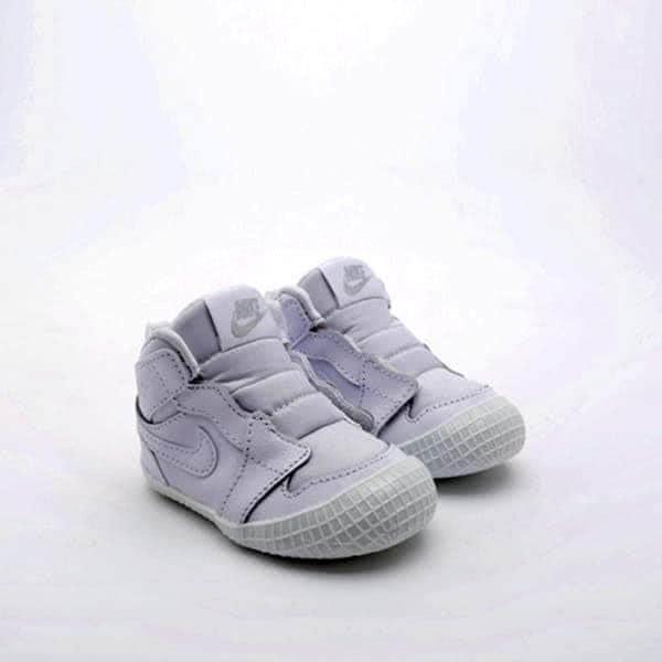 Кроссовки Jordan 1 Crib Bootie (AT3745-100)