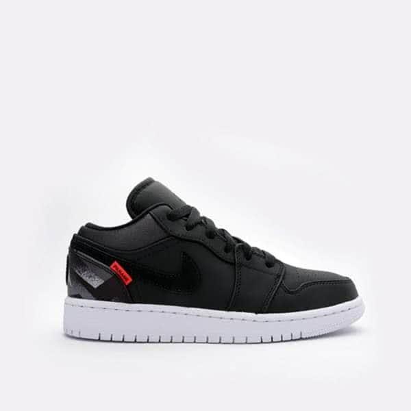 Кроссовки Jordan 1 Low PSG BG (CN1077-001)