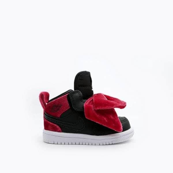 Кроссовки Jordan 1 Mid Bow TD (CK5679-006)