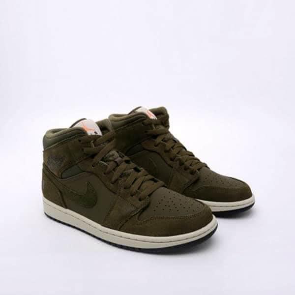 Кроссовки Jordan 1 Mid (BQ6579-300)