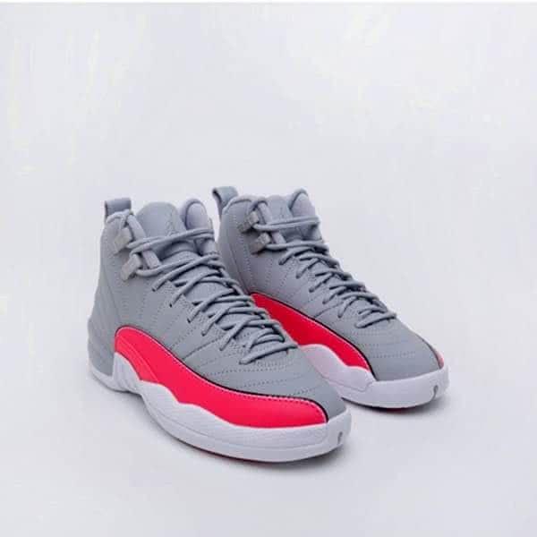 Кроссовки Jordan 12 Retro (GS) (510815-060)