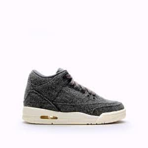 Кроссовки Jordan 3 Retro Wool BG (861427-004)