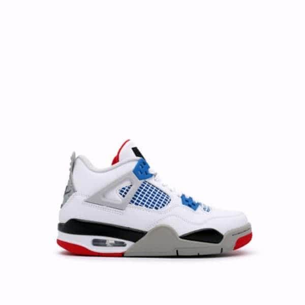 Кроссовки Jordan 4 Retro (GS) (408452-146)