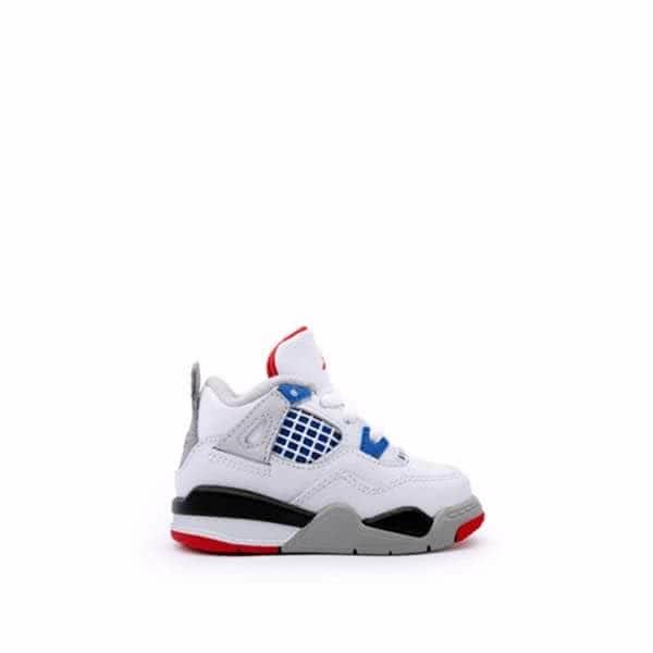 Кроссовки Jordan 4 Retro (TD) (BQ7670-146)