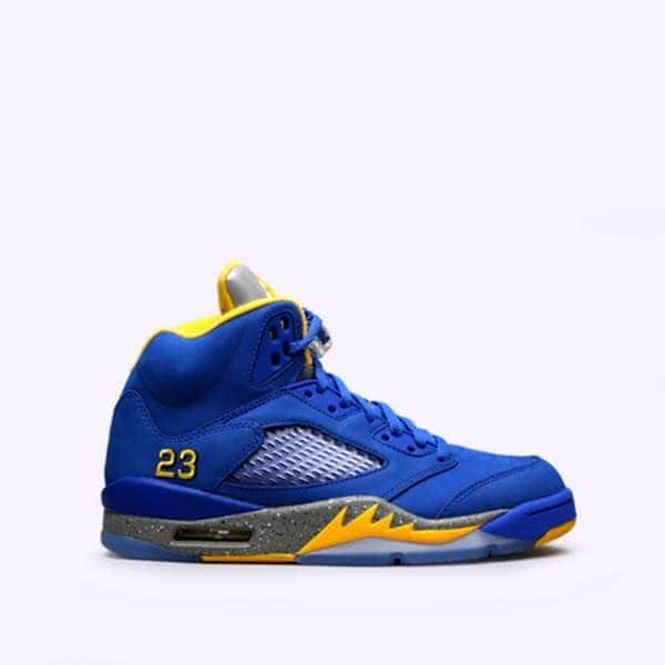 Кроссовки Jordan 5 Laney JSP (CD2720-400)