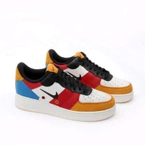 Кроссовки Nike Air Force 1 `07 PRM 1 (CI0065-101)