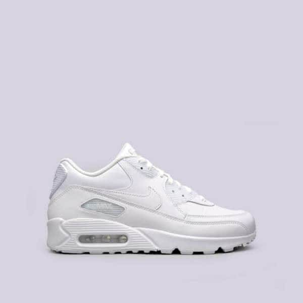 Кроссовки Nike Air Max 90 Leather (302519-113)