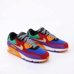 Кроссовки Nike Air Max 90 QS (CD0917-600)