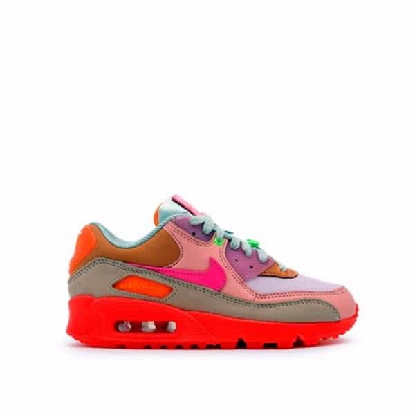 Кроссовки Nike WMNS Air Max 90 (CT3449-600)